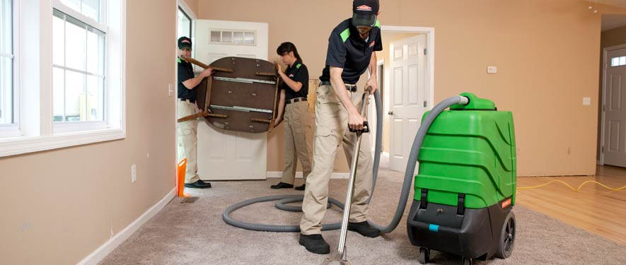Hattiesburg, MS residential restoration cleaning